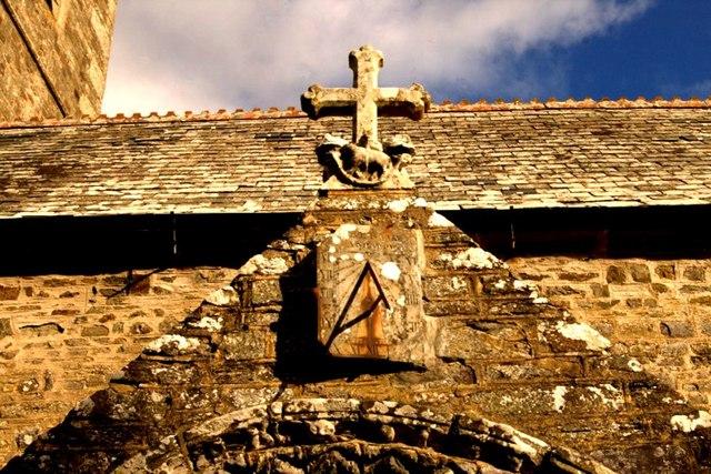 Morwenstow sundial