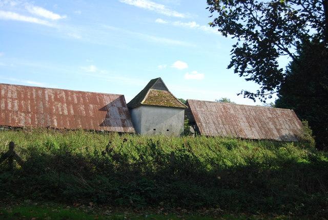 Dovecot, Ansty Hall Farm