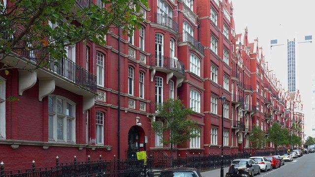 Cabbell Street, London