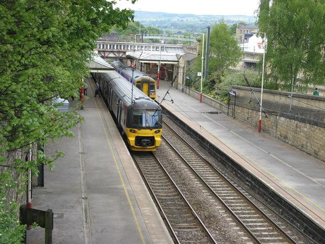 Bingley Railway Station