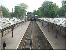 SE1039 : Bingley Railway Station by Stephen Armstrong