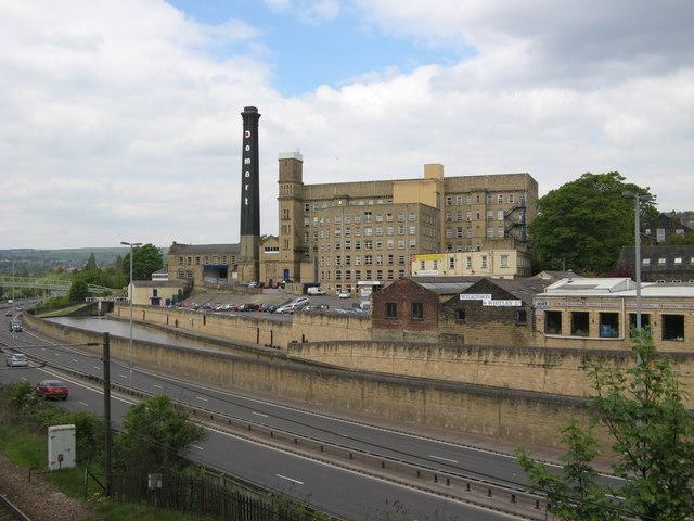 Damart's Mill