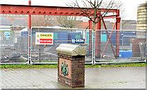 J3674 : New Connswater visitor centre, Belfast (December 2014) by Albert Bridge