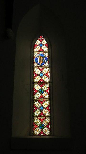 Lancet window, Church of St Mary, Thornthwaite