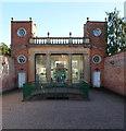 SK6464 : Orangery, Rufford Abbey, Rufford, Notts. by David Hallam-Jones
