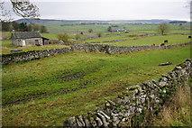 SK1874 : Farmland near Wardlow by Bill Boaden