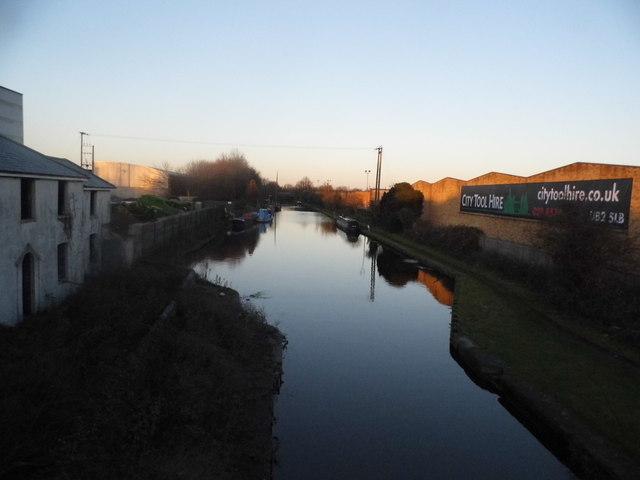 The Grand Union Canal Paddington Branch