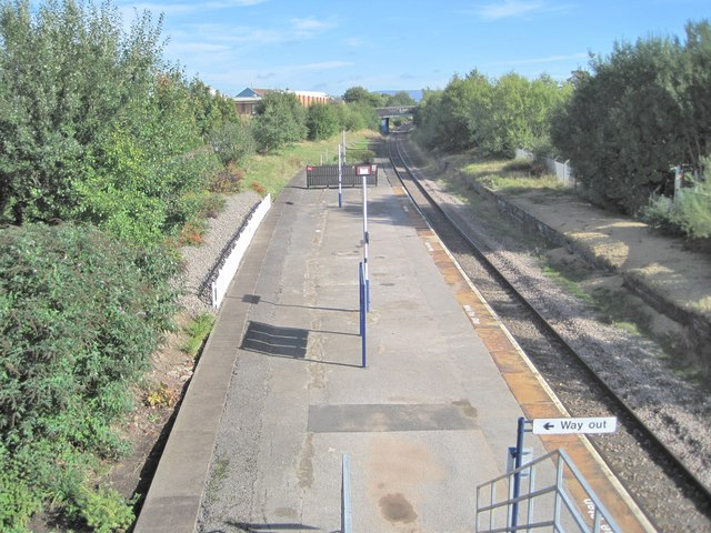 Reddish South railway station, Greater Manchester