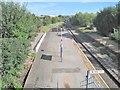 SJ8993 : Reddish South railway station, Greater Manchester by Nigel Thompson