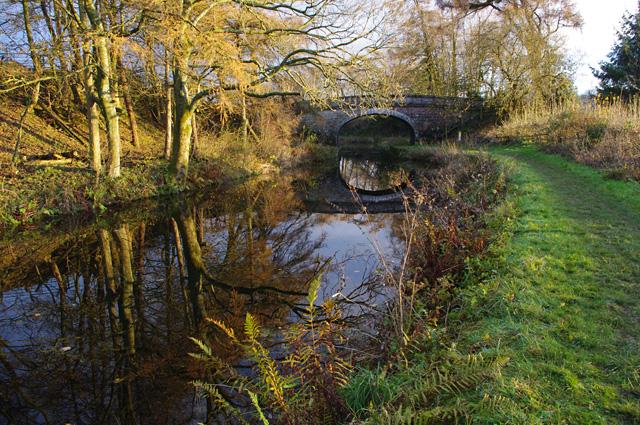 Bridge 168, Lancaster Canal