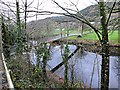 SH7956 : Sappers bridge at Betws-y-Coed by Richard Hoare