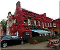 SP4540 : Ivy-clad Castle House, Banbury by Jaggery