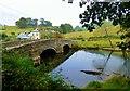 SH7502 : Pont Felin-y-ffrîdd near Machynlleth by nick macneill