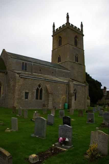 St Mary's church, Charlton-on-Otmoor