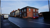 SK4641 : Stanton Road and Havelock Street, Ilkeston by Peter Barr