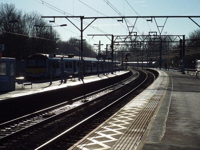 Shenfield station