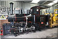 SJ8248 : Moseley Railway Trust - narrow gauge locomotive by Chris Allen