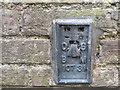 TL8169 : Ordnance Survey Flush Bracket 10731 by Peter Wood