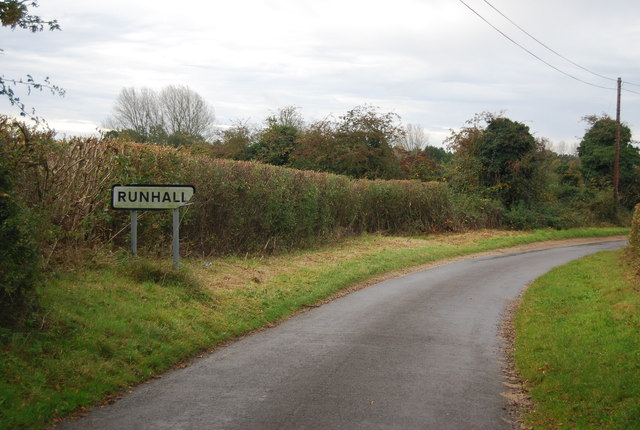 Entering Runhall