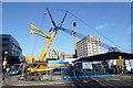TA0828 : Ainscough one thousand tonne mobile crane by Ian S