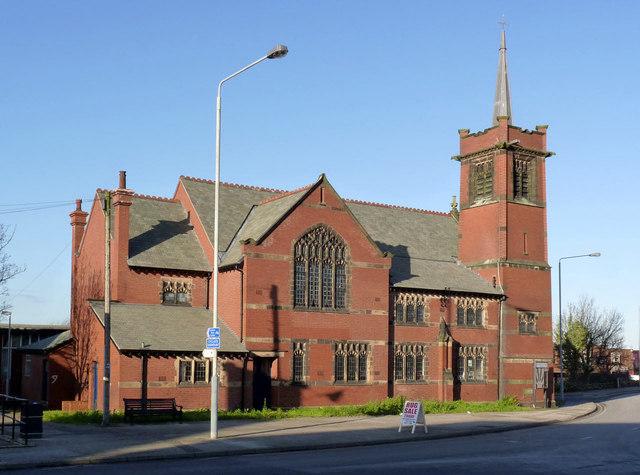 Sutton-in-Ashfield United Reformed Church, High Pavement