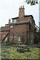 SJ6105 : Kynnersley Arms - a pub with a secret by Chris Allen
