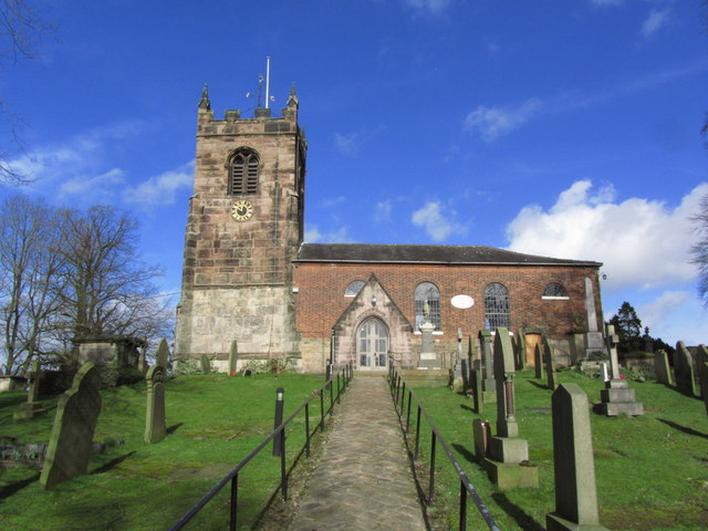 Church Lawton Cheshire Family History Guide