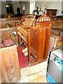TM3485 : Organ of St.Margaret's Church by Adrian Cable