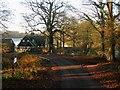 TQ2827 : Garden Cottage by Simon Carey