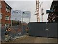 TL4657 : New affordable flats by Hugh Venables