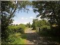 SX5186 : Granite Way by Fernworthy Down by Derek Harper