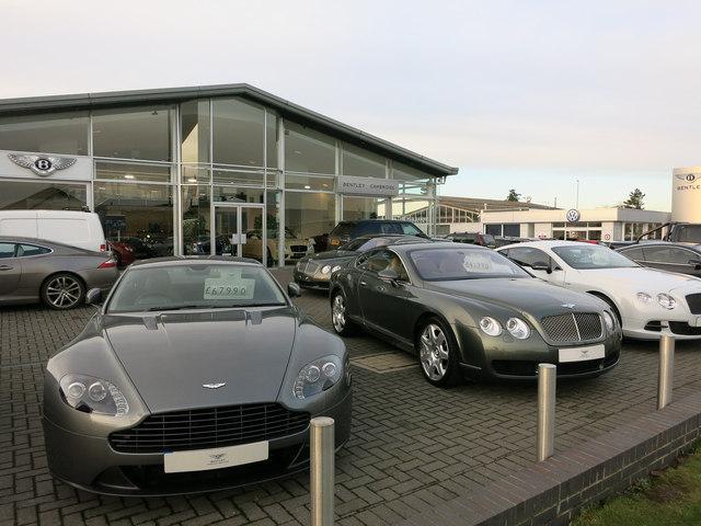 Bentley Cambridge