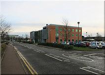 TL4761 : Redgate, Cambridge Business Park by Hugh Venables
