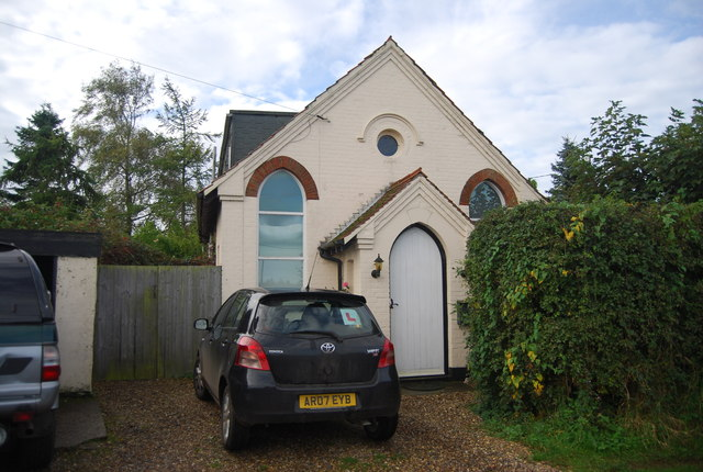 Former chapel, Runhall