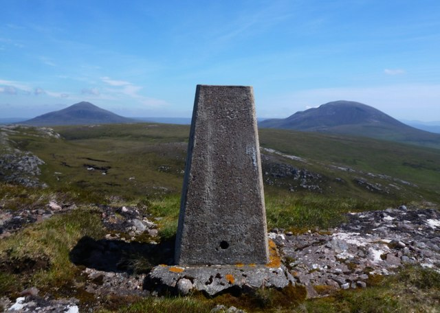 Beinn a'Mhadaidh summit