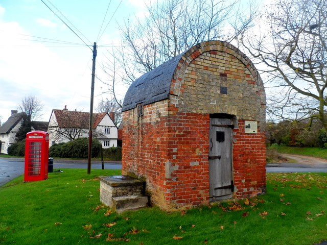 Village lock-up, Litlington