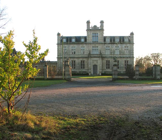 Bylaugh Hall (north facade)