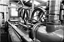 SJ6775 : Lion Salt Works - steam engine by Chris Allen