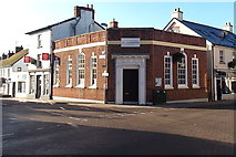 ST8026 : Gillingham Community Church in Gillingham town centre by Jaggery