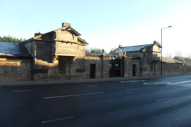 Former Guard Houses, Fenham Barracks