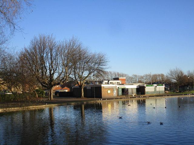 Askern Boathouse