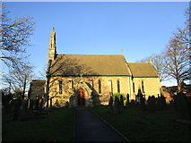 SE5613 : St. Peter's church, Askern by Jonathan Thacker