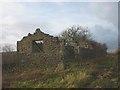 SD5175 : Ruined barn near Tarn Lane by Karl and Ali