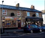 ST8026 : Gillingham Kebab & Pizza House by Jaggery