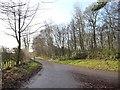 SE4672 : Private road to Pilmoor Grange by Christine Johnstone