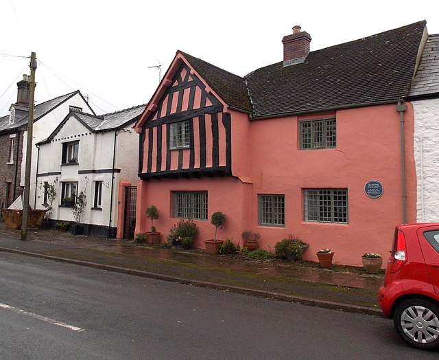 The Old House, Usk