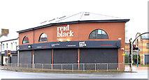 J3674 : Former Arches Art Gallery, Belfast (December 2014) by Albert Bridge