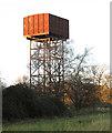 TG0319 : High-level Braithwaite water tank by Evelyn Simak