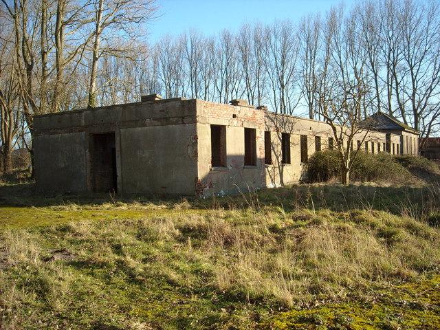 Flight offices, former RAF Yatesbury air base