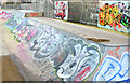 J3474 : Skatepark, Belfast - December 2014(1) by Albert Bridge